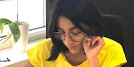 FP Talk- Meet Simi Singh, 13, co-founder of girlscancode.ch Tickets
