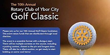 10th Annual Rotary Club of Ybor City GOLF CLASSIC tickets
