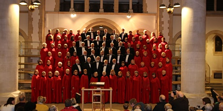 Portsmouth Choral Union Rehearsal tickets