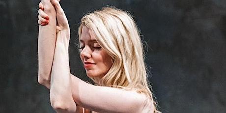 """Atelier """"Yoga Lyrique"""" (Yoga + Musique live) par Alexandra Geyser billets"""