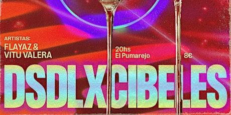 DSDL X CIBELES entradas