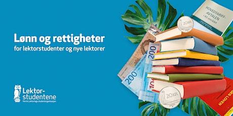 Strømmesamling Bergen: Lønn og rettigheter tickets