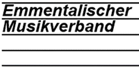 Kategorie 1 - Bläser bis 10 Jahre - EMW 2020 in Burgdorf Tickets