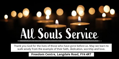 All Souls Service tickets