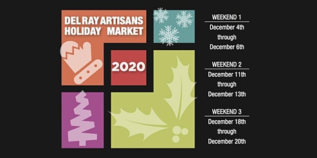 Holiday Market - Weekend 3 - Opening Night (Friday, Dec 18) tickets