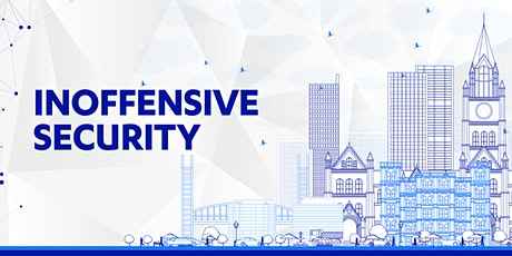 Inoffensive Security - Cyber Security Skills tickets