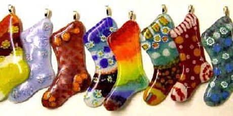 Fused glass Christmas Decorations Workshop, Sunderland (3 items) tickets