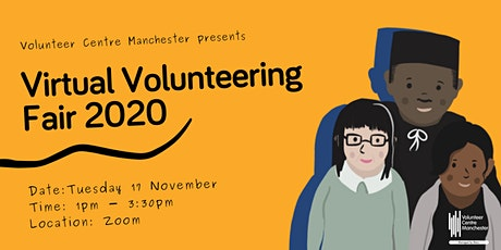 Virtual Volunteering Fair tickets