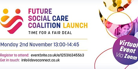Future Social Care Coalition: Time for a Fair Deal tickets