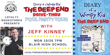 Jeff Kinney and The Deep End Drive-Thru Pool Party Tour tickets