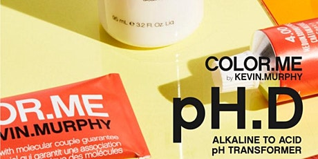 ONLINE-KURSSI: COLOR.ME pH.D-VÄRIKURSSI ke 9.12.20 klo 9-10 tickets