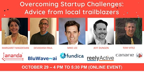 Overcoming Startup Challenges: Advice from Local Trailblazers tickets