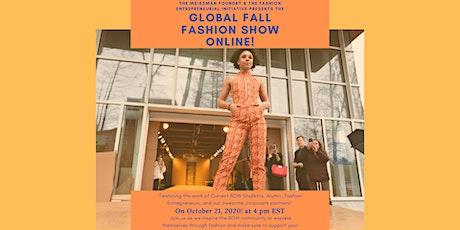 Fall Fashion Show 2020 - BOW tickets