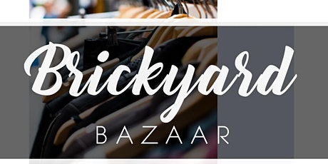 Brickyard Bazaar tickets