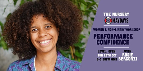 Women and Non-Binary People's Workshop: Performance Confidence tickets