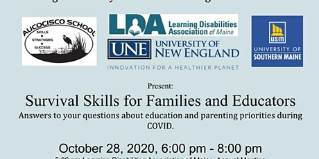 Survival Skills for Families and Educators tickets