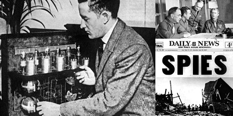 'Espionage in New York City: From World War I to the Cold War' Webinar