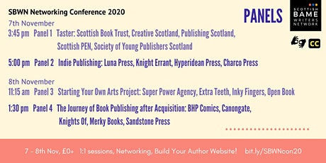 SBWN Networking Conference: Keynote & Panels tickets