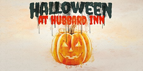 Halloween Party at Hubbard Inn/Blue Violet tickets