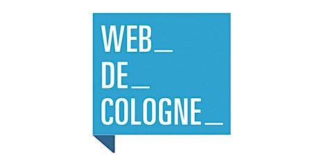 ABGESAGT - CEO-Lunch - Web de Cologne @La Fonda Tickets