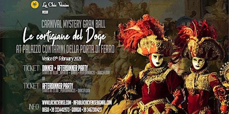 Gran Ballo Veneziano - Le cortigiane del Doge biglietti
