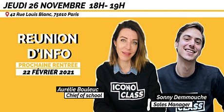 Portes Ouvertes iconoClass tickets