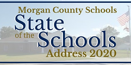 Morgan County Schools State of the Schools Address 2020 tickets