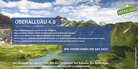 Das neue Oberallgäu Portal   Oberallgäu 4.0 für alle Gastgeber kostenlos Tickets