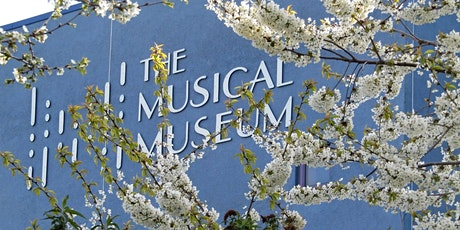Two hour Musical Museum visit with Guided Tour tickets