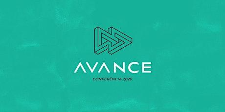 Conferência AVANCE 2020 ingressos