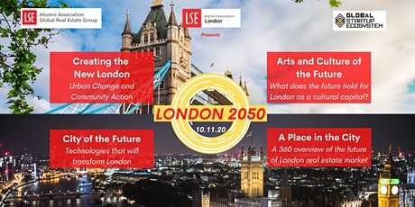 London 2050 tickets