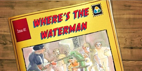 """Bees Trees Water 2020 Fundraiser """"Where's The Waterman"""" Short Film Premier tickets"""