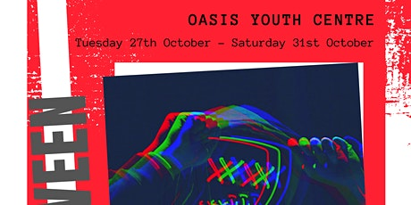 Halloween @ Oasis Youth Centre tickets