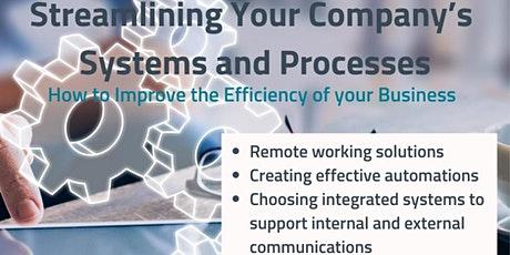 Automating Your Office Systems & Processes to Optimise Working Remotely