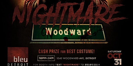 NIGHTMARE ON WOODWARD tickets