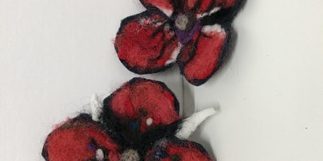 Remembrance Day Poppy Felting Kits tickets
