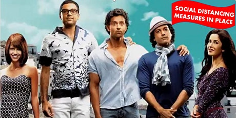 "Film Screening Of ""ZINDAGI NA MILEGI DOBARA"" With Dinner At The India Club tickets"