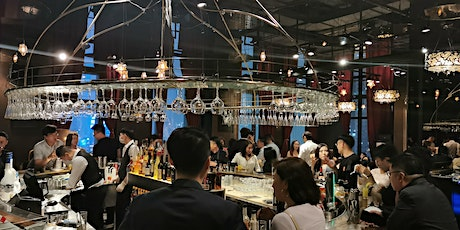 Finance&Investment&Consulting Lujiazui Networking Mixer 金融&投资&咨询行业陆家嘴社交酒会 tickets