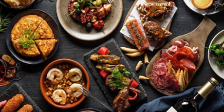 In-Person Class: Spanish Tapas (NYC) tickets