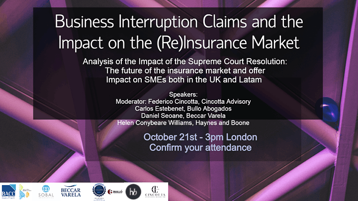 Business Interruption Claims and the Impact on the (Re)Insurance Market image