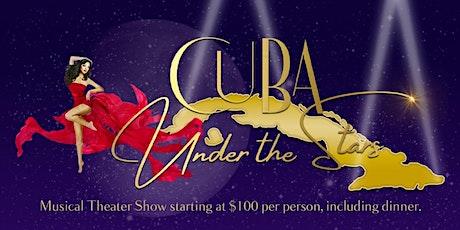 Cuba Under the Stars tickets