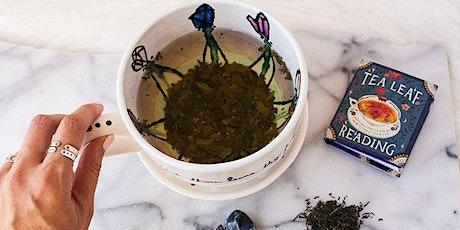 The Art of Tea Leaf Reading Workshop tickets