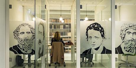 Reserveer een  studiecel in CODA Centrale Bibliotheek tickets