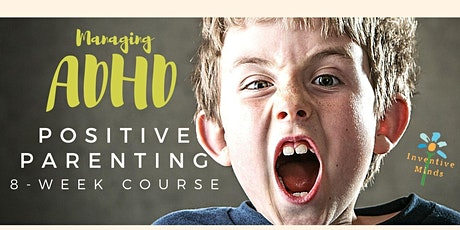 Positive Parenting Children with ADHD tickets
