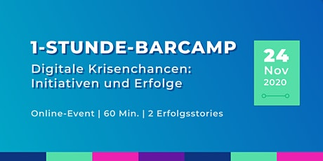 5. Digitales Barcamp: Digitale Chancen in der Corona-Krise Tickets
