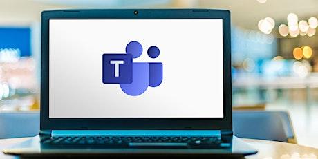 Efficacité en mode télétravail avec Microsoft 365 : Teams billets