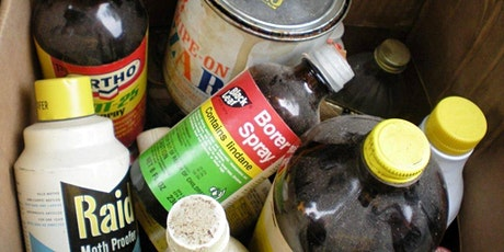 Household Chemical Collection Event at Fayette County Fairgrounds tickets