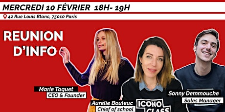 Portes Ouvertes iconoClass tickets