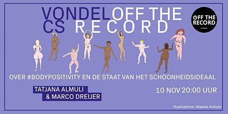 ONLINE LIVE EVENT -  Off the Record: de staat van het schoonheidsideaal tickets