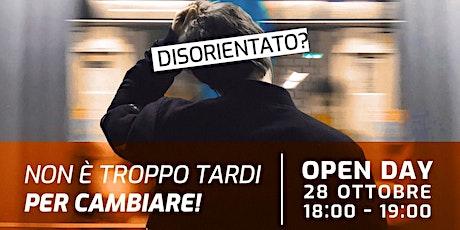 OPEN DAY - FONDAZIONE IKAROS BUCCINASCO - 28 Ottobre 2020 biglietti